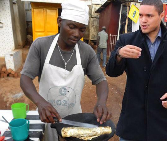 The rolex celebrating Uganda\u0027s uniqueness! , Diary of a
