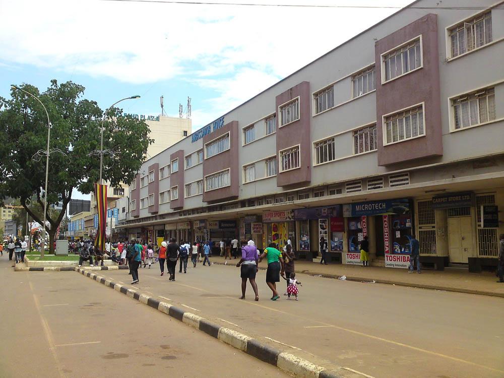 streets closed for Kampala City Festival